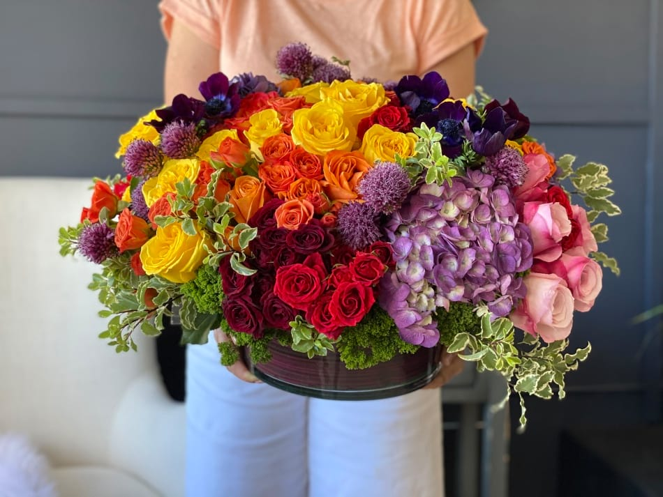 Summer Fireworks | Large Flower Arrangement