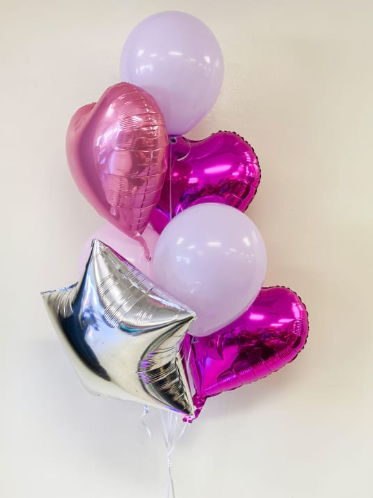 Bright Balloons Bouquet